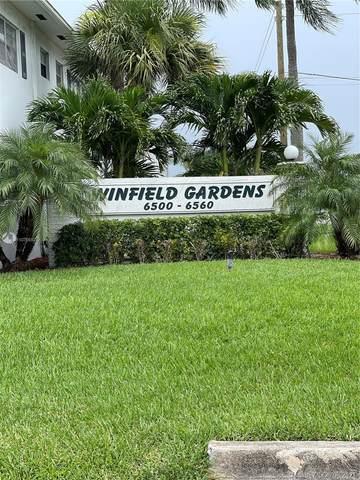 6550 Winfield Blvd #106, Margate, FL 33063 (MLS #A11070592) :: Douglas Elliman