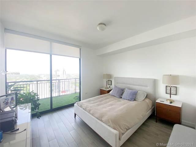 999 SW 1st Ave #2309, Miami, FL 33130 (MLS #A11070599) :: Berkshire Hathaway HomeServices EWM Realty