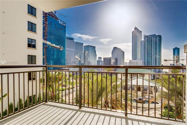 999 SW 1st Ave #1410, Miami, FL 33130 (MLS #A11070611) :: The Howland Group