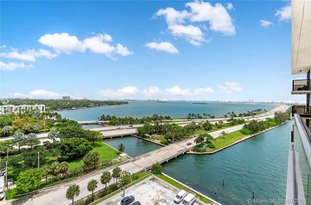 600 NE 36th St #1210, Miami, FL 33137 (MLS #A11070616) :: Carole Smith Real Estate Team