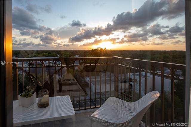 301 Altara Ave #719, Coral Gables, FL 33146 (MLS #A11070763) :: Berkshire Hathaway HomeServices EWM Realty