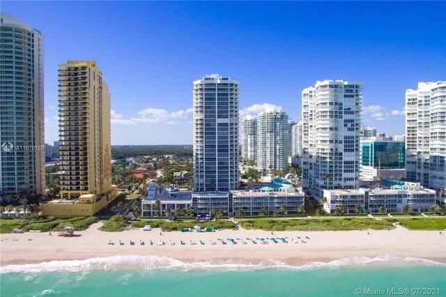 16425 Collins Ave #912, Sunny Isles Beach, FL 33160 (#A11070769) :: Dalton Wade