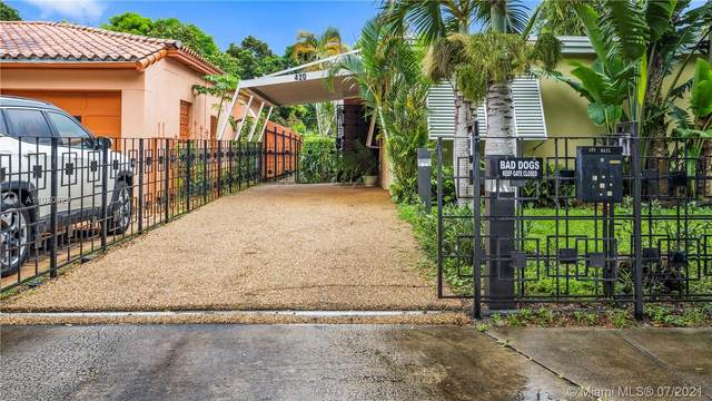 420 NE 90th St, El Portal, FL 33138 (MLS #A11070829) :: Rivas Vargas Group