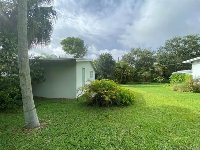 7855 SW 133rd St, Pinecrest, FL 33156 (MLS #A11070831) :: Prestige Realty Group