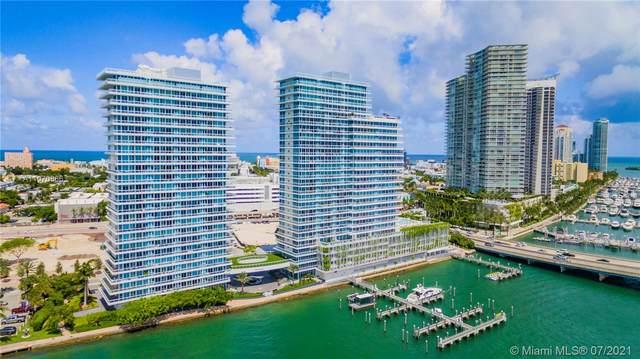 520 West Ave #2101, Miami Beach, FL 33139 (MLS #A11070866) :: The MPH Team