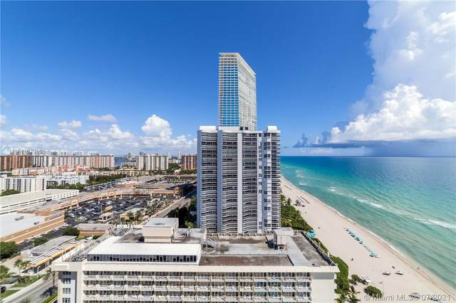 16699 Collins Ave #1807, Sunny Isles Beach, FL 33160 (MLS #A11070908) :: Green Realty Properties