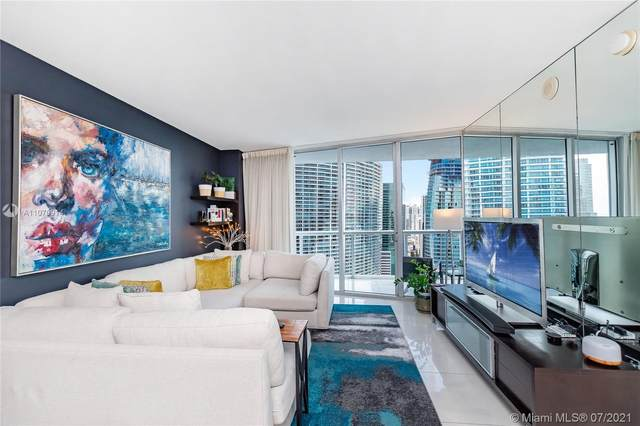 475 Brickell Ave #3712, Miami, FL 33131 (MLS #A11070914) :: The Howland Group