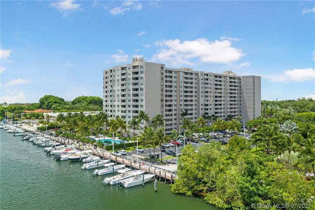 90 Edgewater Dr #815, Coral Gables, FL 33133 (MLS #A11070950) :: Onepath Realty - The Luis Andrew Group
