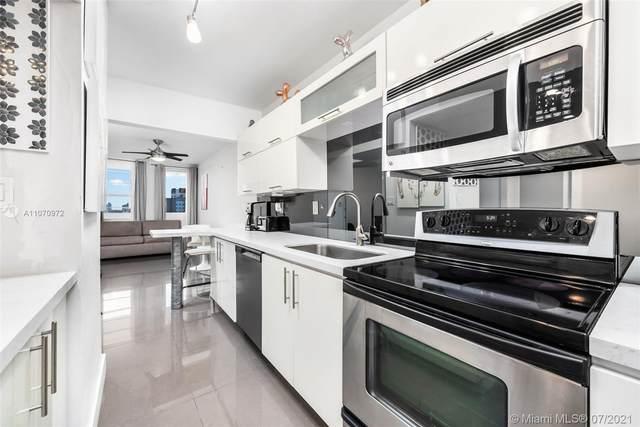 100 Lincoln Rd #1420, Miami Beach, FL 33139 (MLS #A11070972) :: Castelli Real Estate Services