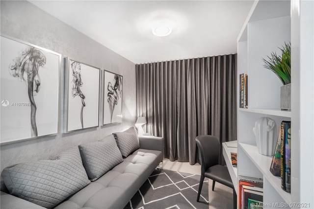 88 SW 7th St #2110, Miami, FL 33130 (MLS #A11070982) :: Green Realty Properties