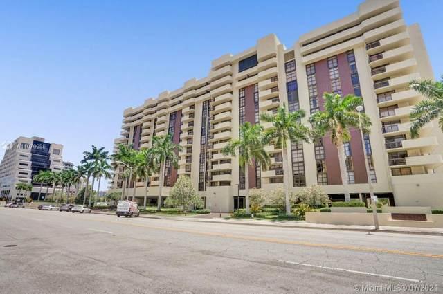 600 Biltmore Way #1117, Coral Gables, FL 33134 (MLS #A11070986) :: Carole Smith Real Estate Team