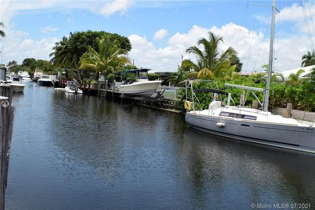 1005 Mango Isle, Fort Lauderdale, FL 33315 (MLS #A11071018) :: Equity Advisor Team