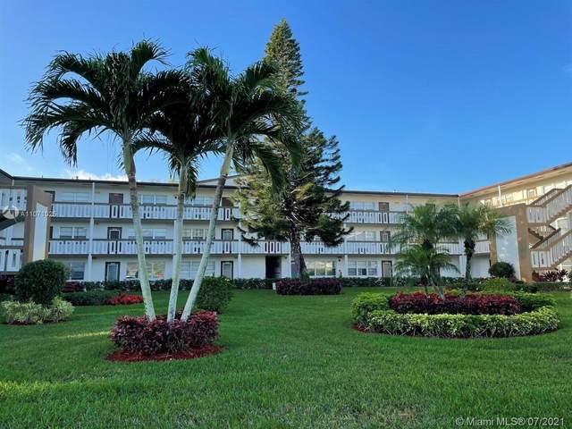 458 Mansfield K, Boca Raton, FL 33434 (#A11071025) :: Dalton Wade