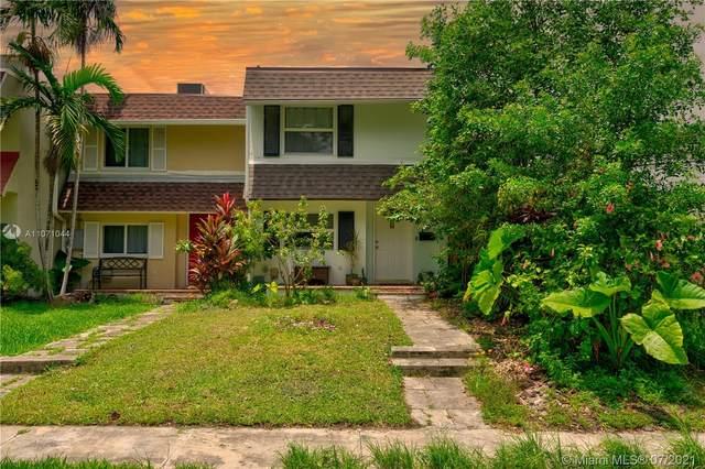 1743 NE 142nd St #1743, North Miami, FL 33181 (MLS #A11071044) :: Castelli Real Estate Services