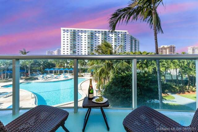 19370 Collins Ave #208, Sunny Isles Beach, FL 33160 (MLS #A11071045) :: Green Realty Properties