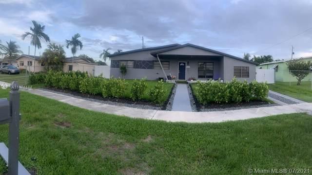 12450 SW 186th St, Miami, FL 33177 (MLS #A11071144) :: Team Citron
