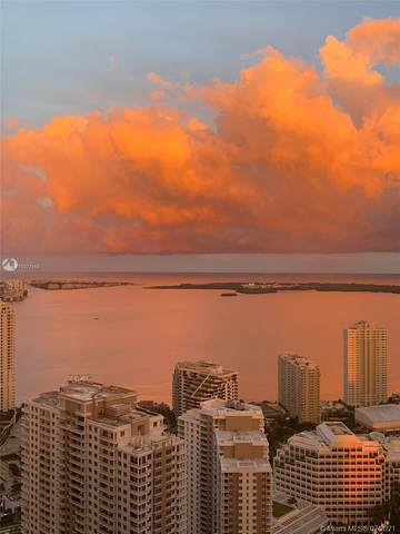 475 Brickell Ave #4911, Miami, FL 33131 (MLS #A11071155) :: The Howland Group