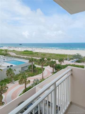 345 Ocean Dr #518, Miami Beach, FL 33139 (#A11071176) :: Dalton Wade
