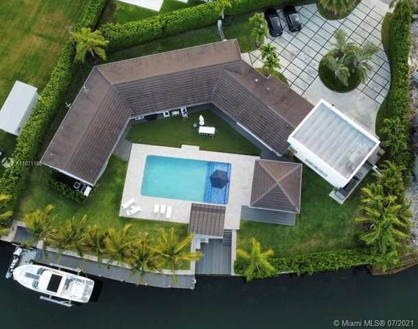 2190 Alamanda Dr, North Miami, FL 33181 (MLS #A11071186) :: Douglas Elliman