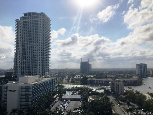 3901 S Ocean Dr Ph16p, Hollywood, FL 33019 (#A11071212) :: Dalton Wade