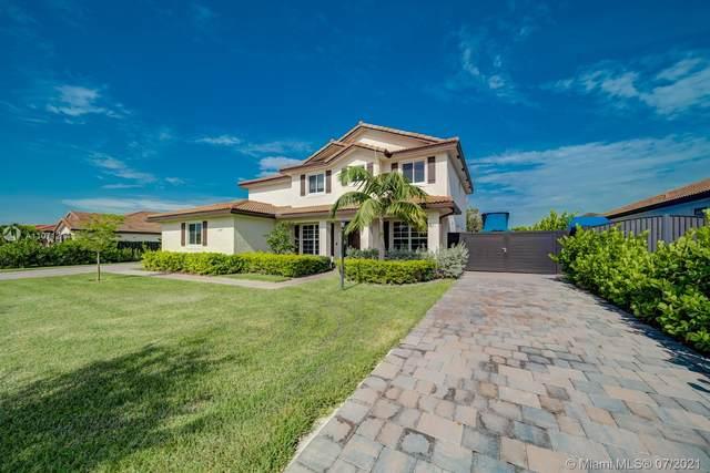 20840 SW 130th Ct, Miami, FL 33177 (MLS #A11071214) :: Prestige Realty Group