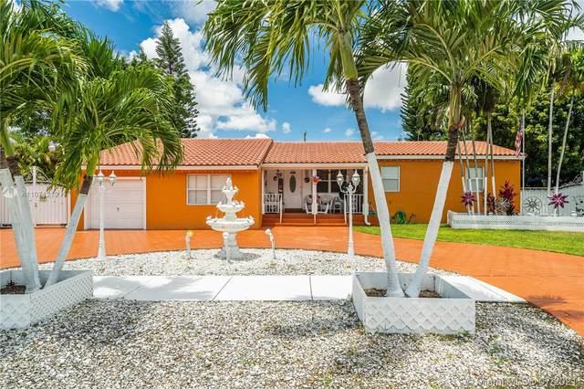 7925 SW 28th St, Miami, FL 33155 (MLS #A11071219) :: Douglas Elliman