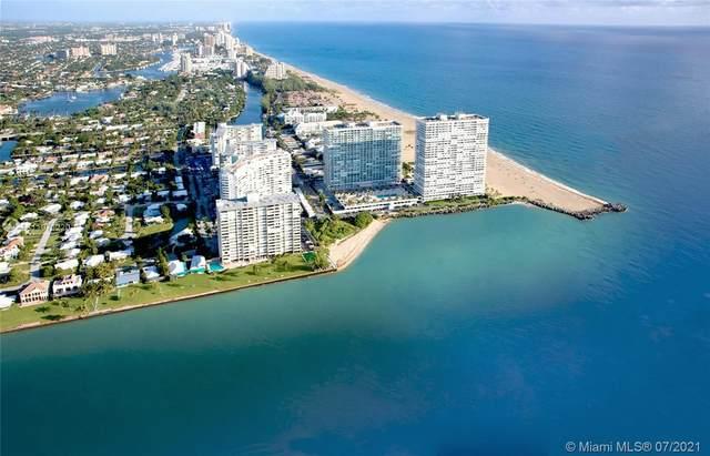 2100 S Ocean Ln #606, Fort Lauderdale, FL 33316 (#A11071220) :: Dalton Wade