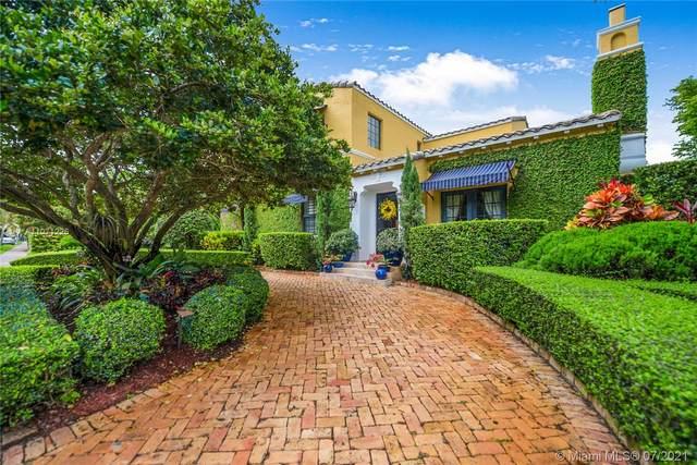 768 Alhambra Cir, Coral Gables, FL 33134 (MLS #A11071226) :: Team Citron