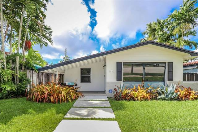 1410 Polk St, Hollywood, FL 33020 (MLS #A11071230) :: Green Realty Properties