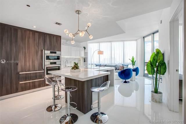 851 NE 1 Avenue #1810, Miami, FL 33132 (MLS #A11071270) :: Berkshire Hathaway HomeServices EWM Realty