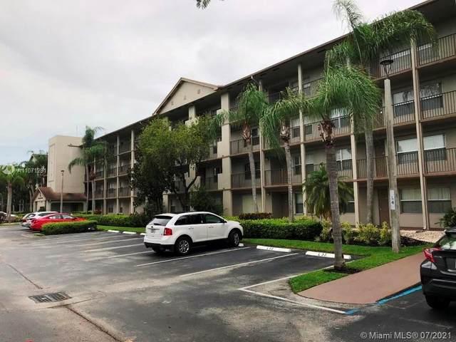 550 SW 137th Ave 111L, Pembroke Pines, FL 33027 (#A11071291) :: Dalton Wade