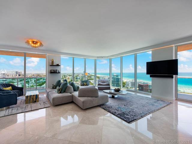 300 S Pointe Dr #2405, Miami Beach, FL 33139 (MLS #A11071308) :: Green Realty Properties