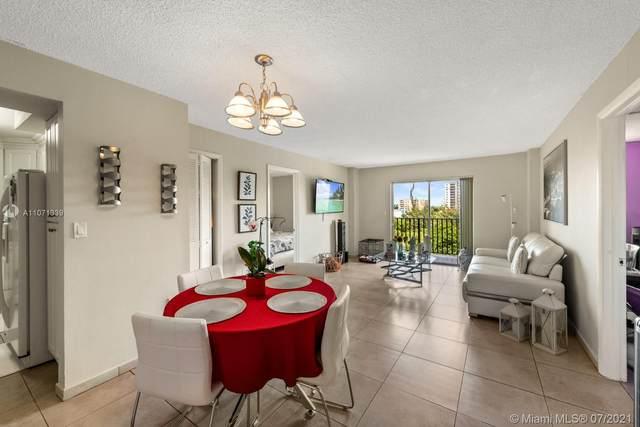 4801 NW 7TH STREET 807-16, Miami, FL 33126 (#A11071339) :: Posh Properties