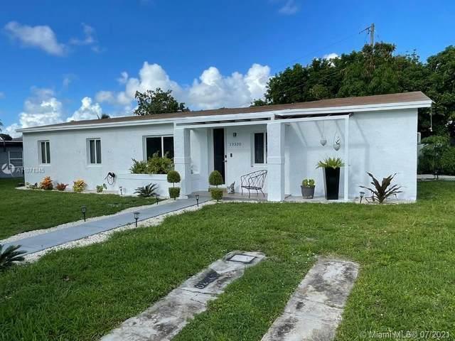19330 NW 6 Court, Miami Gardens, FL 33169 (MLS #A11071345) :: Prestige Realty Group