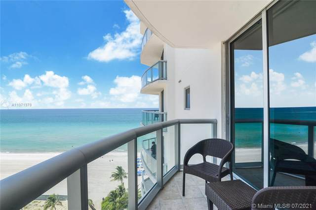 18683 Collins Ave #1102, Sunny Isles Beach, FL 33160 (MLS #A11071378) :: The Pearl Realty Group