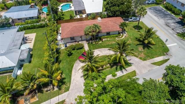 421 SE 15th Ave, Deerfield Beach, FL 33441 (MLS #A11071382) :: The Rose Harris Group