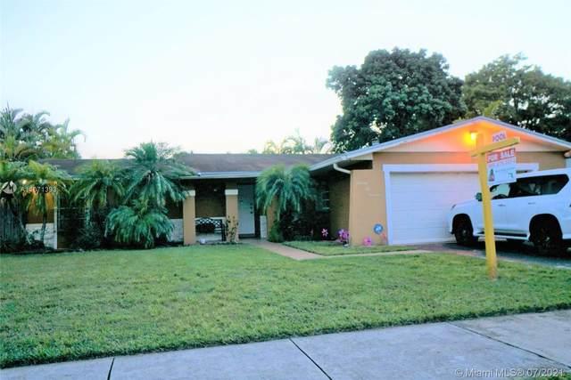 7214 SW 128th Ct, Miami, FL 33183 (MLS #A11071393) :: Team Citron