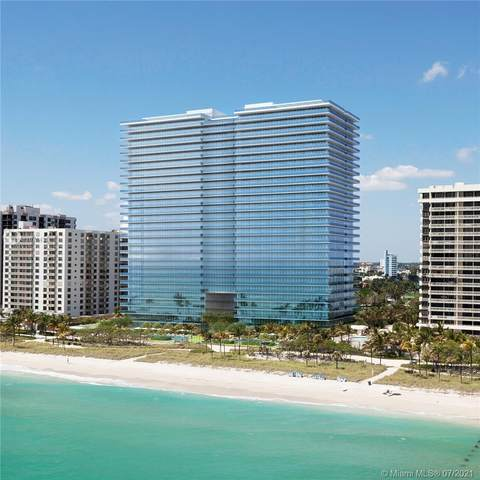10203 Collins Ave #2303, Bal Harbour, FL 33154 (MLS #A11071433) :: Berkshire Hathaway HomeServices EWM Realty