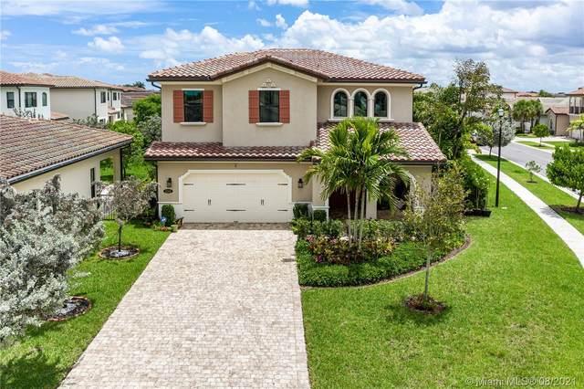 11316 SW 10th St, Pembroke Pines, FL 33025 (MLS #A11071459) :: Prestige Realty Group
