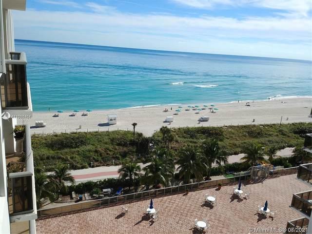 6039 Collins Ave #1403, Miami Beach, FL 33140 (MLS #A11071464) :: Castelli Real Estate Services