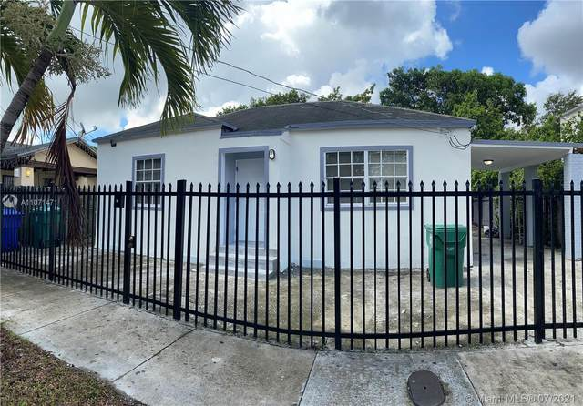 1032 NW 28th St, Miami, FL 33127 (MLS #A11071471) :: The Teri Arbogast Team at Keller Williams Partners SW