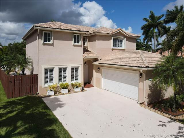 13864 S Garden Cove Cir, Davie, FL 33325 (MLS #A11071480) :: Vigny Arduz   RE/MAX Advance Realty