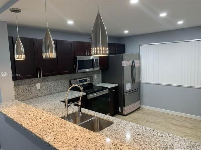 8040 Hampton Blvd #311, North Lauderdale, FL 33068 (MLS #A11071483) :: Berkshire Hathaway HomeServices EWM Realty