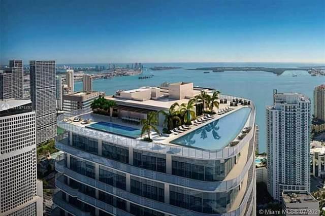 801 S Miami Ave #1006, Miami, FL 33130 (MLS #A11071497) :: Carole Smith Real Estate Team