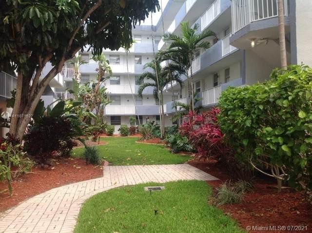 1801 S Treasure Dr #312, North Bay Village, FL 33141 (MLS #A11071527) :: Green Realty Properties