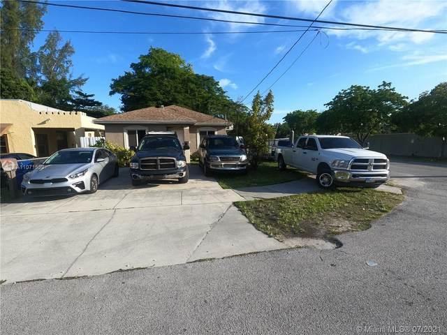 2494 NW 43rd St, Miami, FL 33142 (MLS #A11071539) :: Dalton Wade Real Estate Group