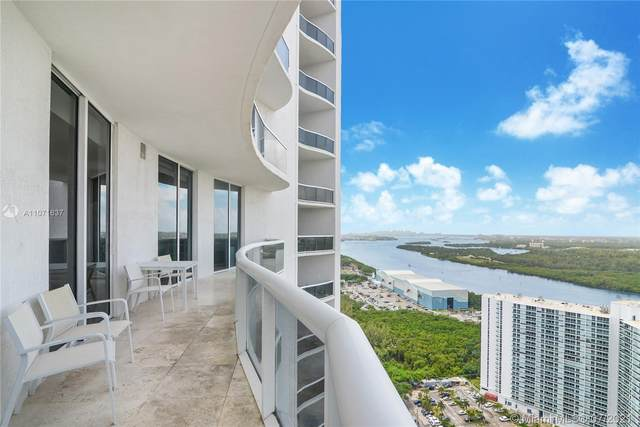 15811 E Collins Ave #3005, Sunny Isles Beach, FL 33160 (MLS #A11071637) :: Castelli Real Estate Services