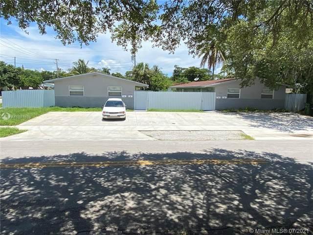1721-1725 SW 11th Ct, 1-4, Fort Lauderdale, FL 33312 (#A11071639) :: Dalton Wade