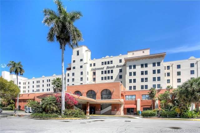 101 N Ocean Dr #439, Hollywood, FL 33019 (#A11071648) :: Dalton Wade