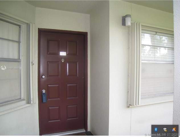 1300 SW 130 108F, Pembroke Pines, FL 33027 (MLS #A11071689) :: Prestige Realty Group